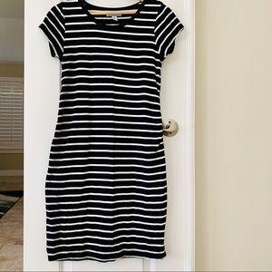 Old Navy Maternity Jersey Bodycon Dress, M